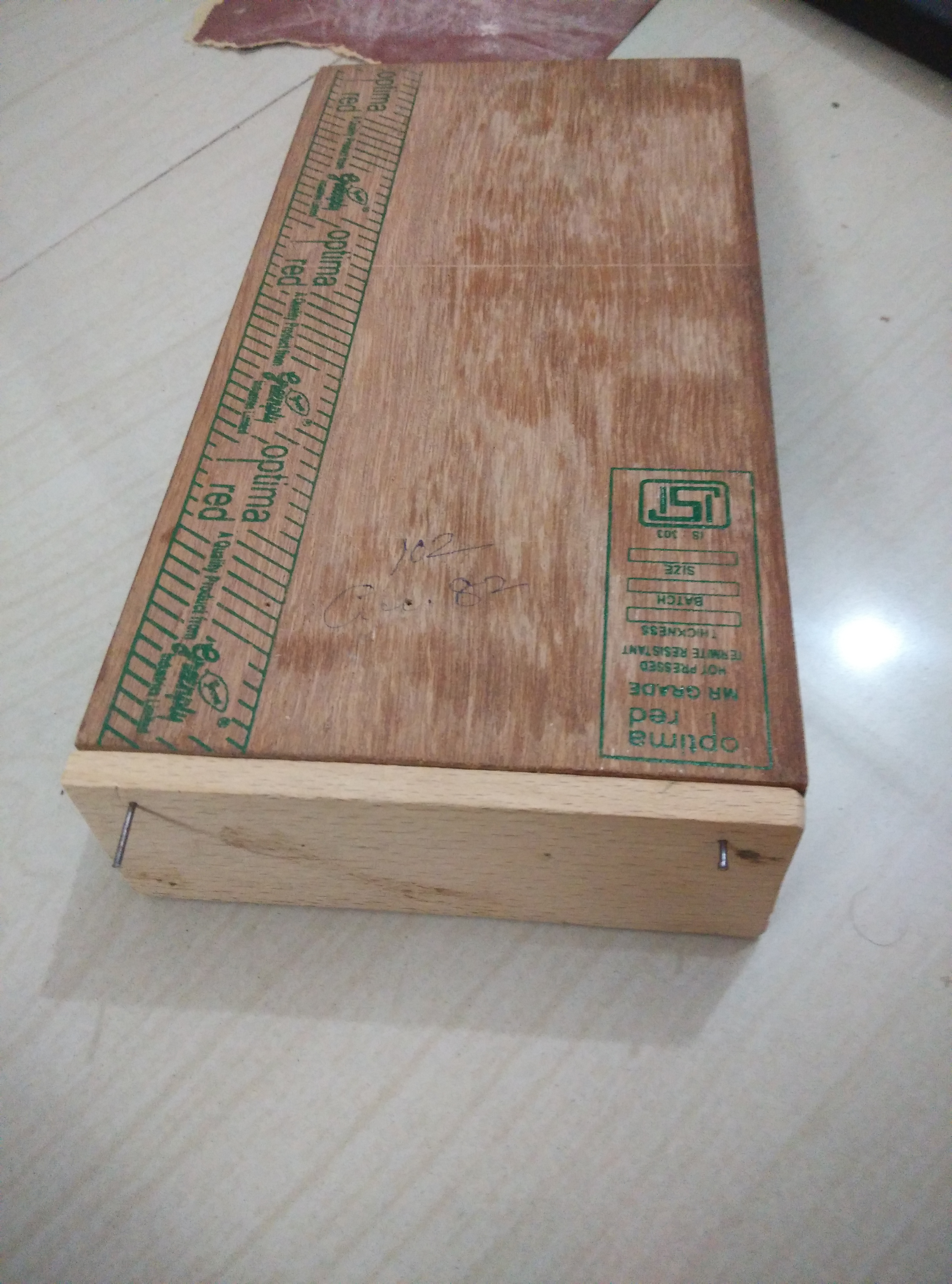 Picture of Build Bottle Cutter Jig : BASE