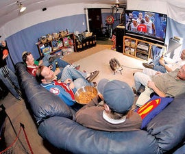 How To Make Your Own Video Game Room