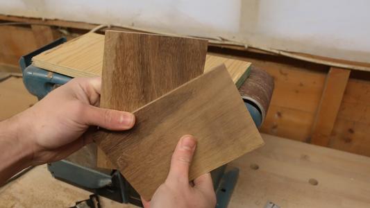 Cut the Wood & Glue