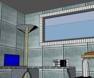 How to Make a Sketchup Room
