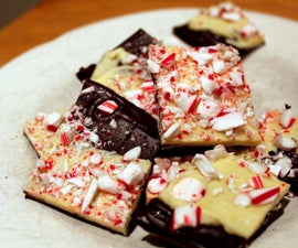 How to Make Soft Peppermint Bark