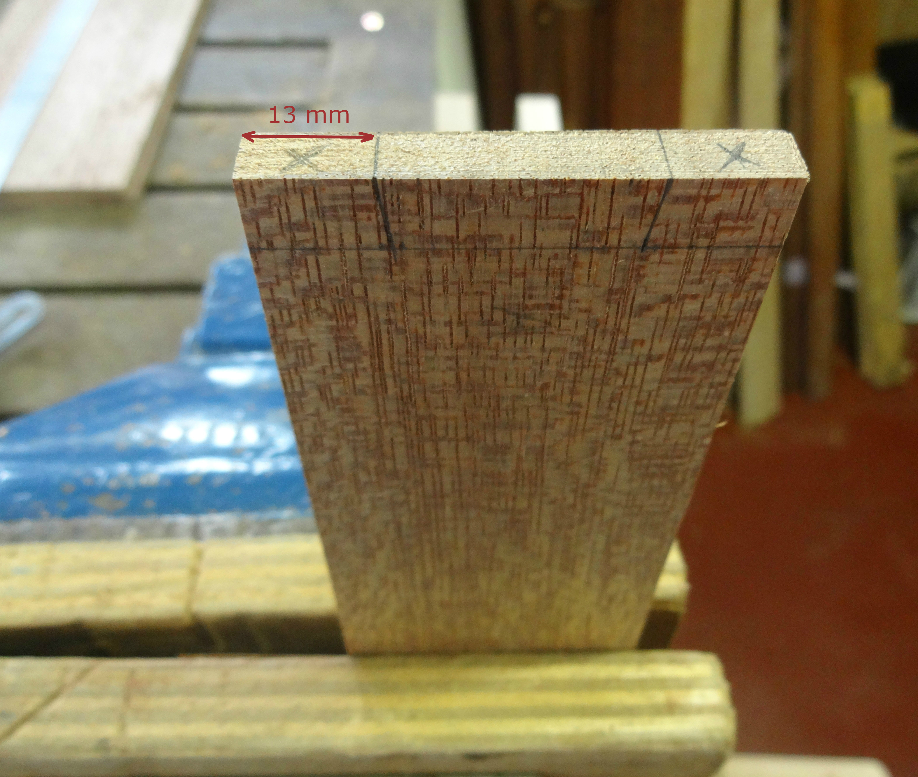 Picture of Dovetails: the Tails