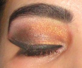 Arabic eye makeup