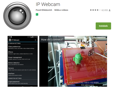 Android IP Cam