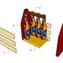 Simple Beer Caddy