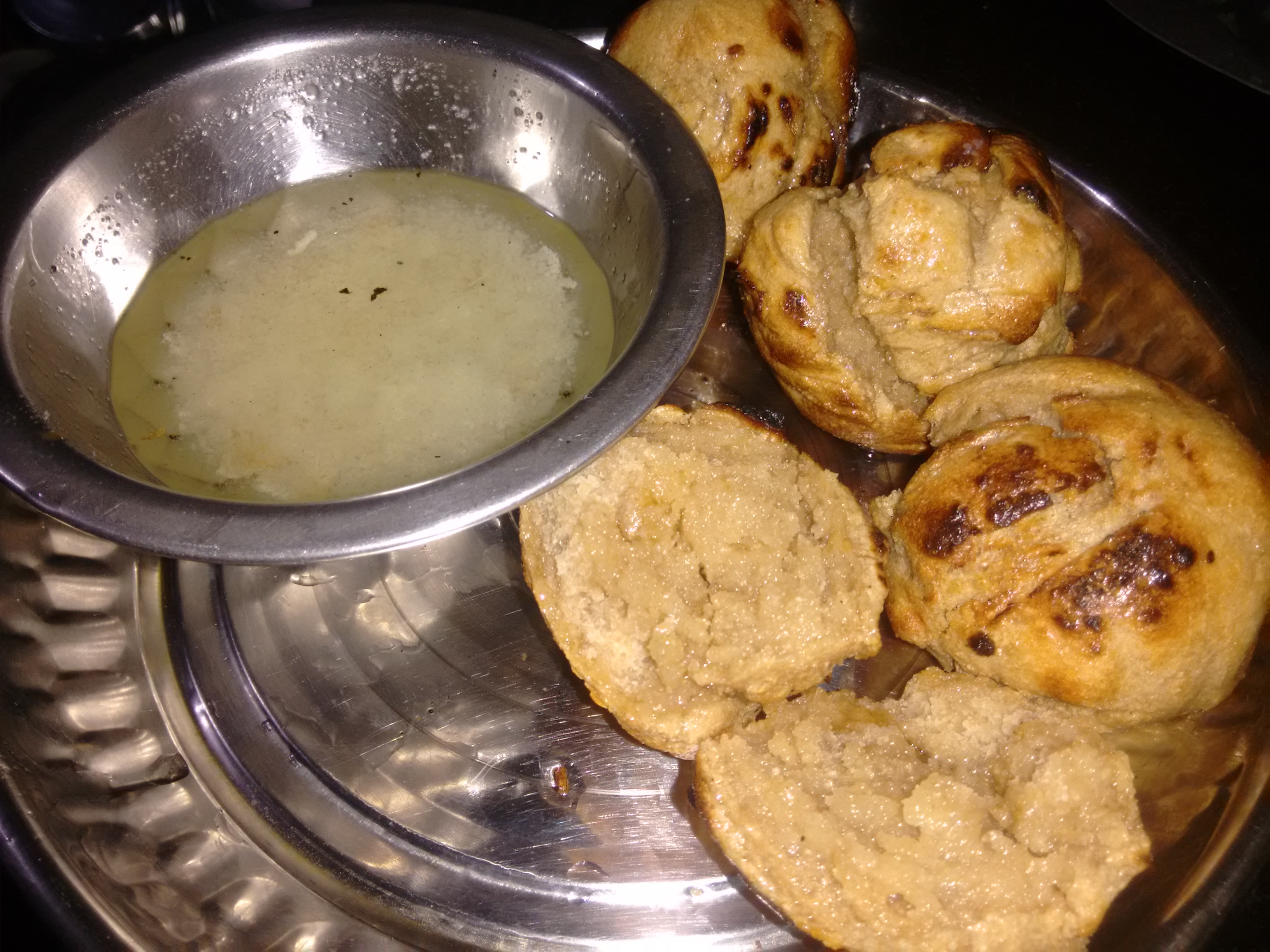 Picture of Make Rajasthani Cuisine -Baati's