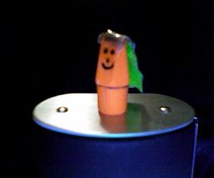 Make Your Own: Pen-cap Eraser Action Figures!