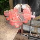 Repairing my Bench Vise