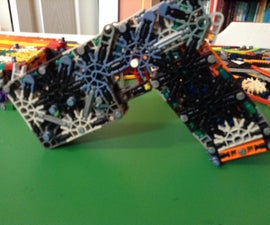 No Less Than Legendary Knex Handgun Review and Instructions
