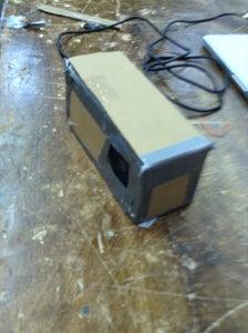 Arduino Hiding Speaker