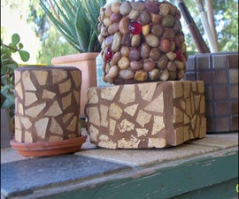 Can Art:Pebble Cans And Other Delights