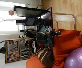 Inexpensive laptop desk