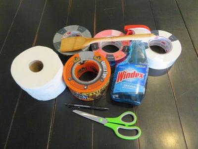 Duct Tape TP Dispenser