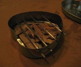 Make a Mini Grill