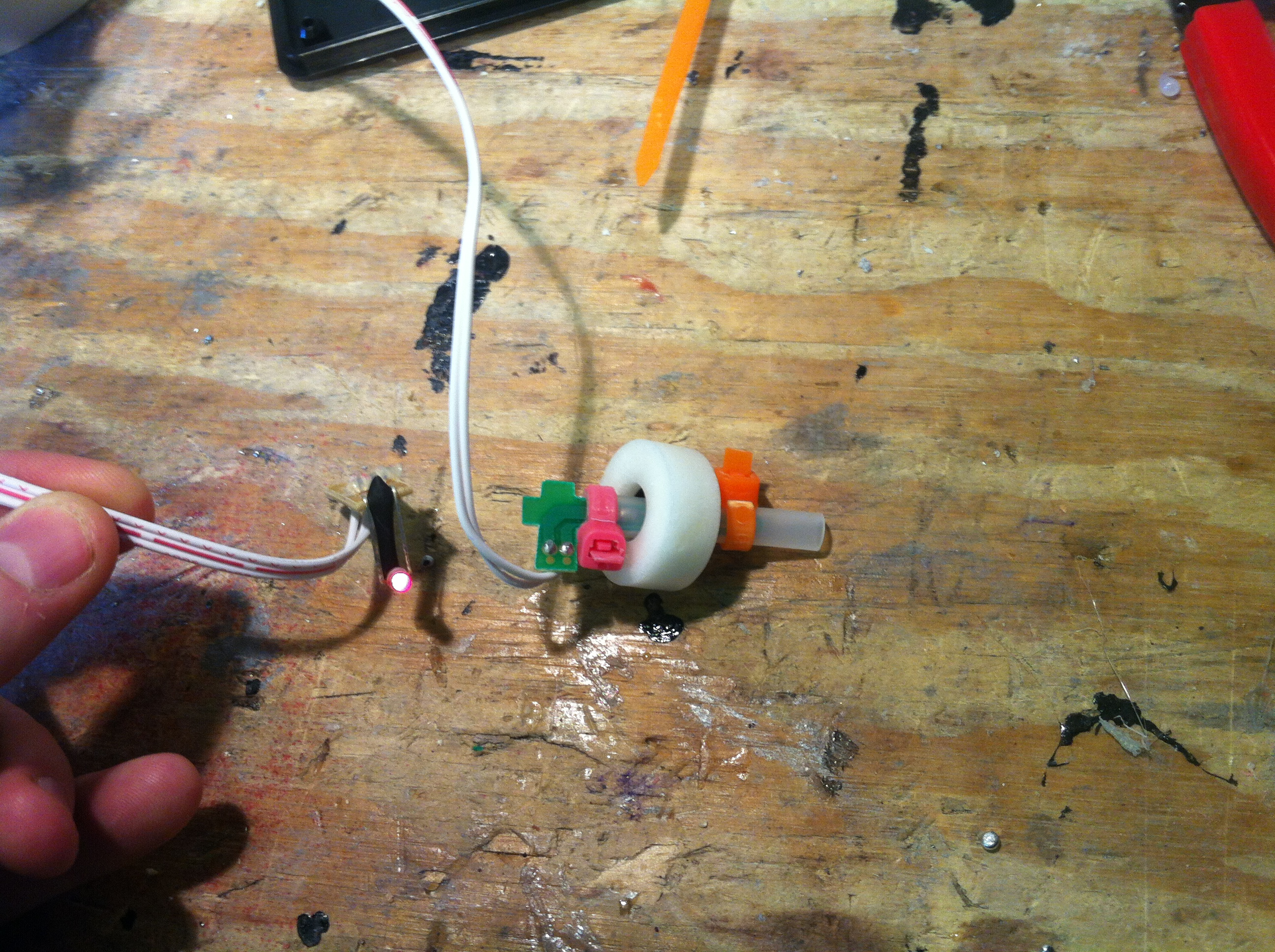 Picture of Take Apart & Prepare the Humidifier