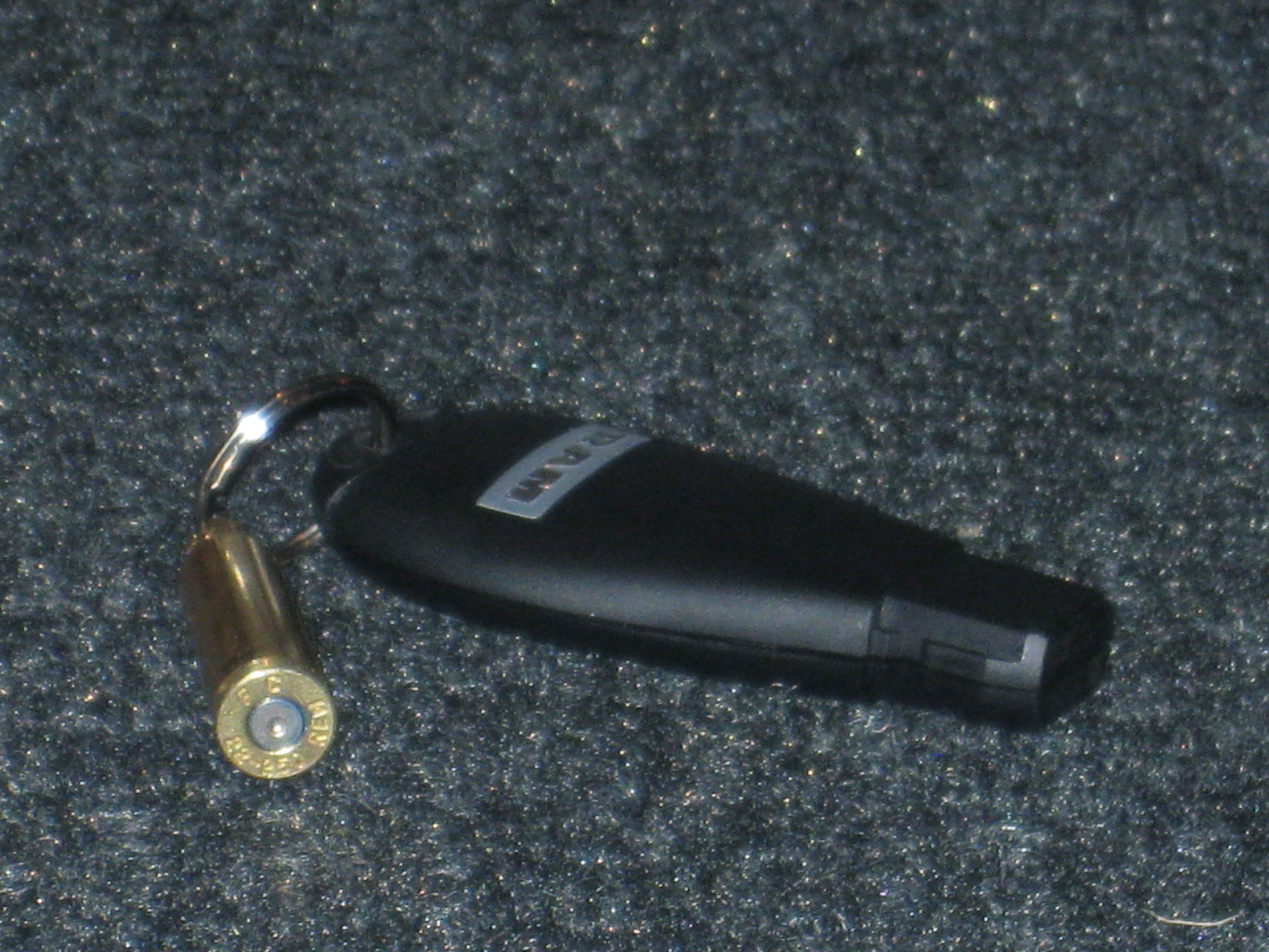 Picture of Making the Rifle Key Chain