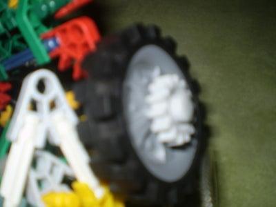 The Back Wheels