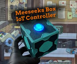 Meeseeks Box Wireless IoT Controller