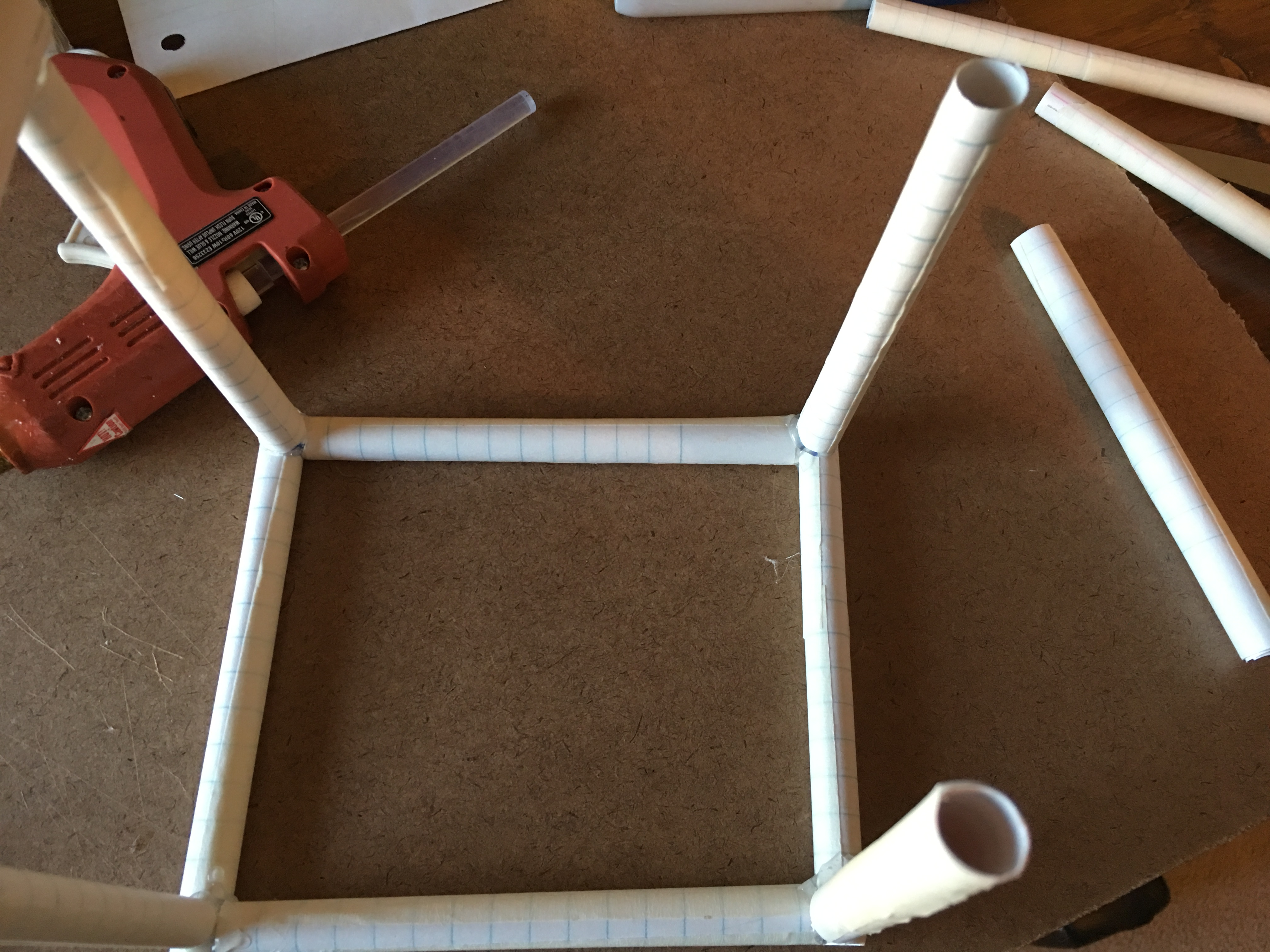 Picture of Constructing the Frame