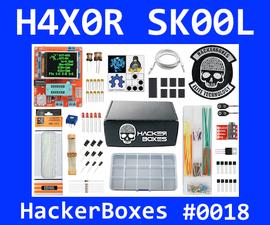 HackerBoxes 0018: Circuit Circus