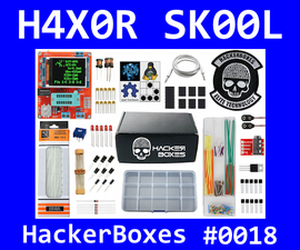 HackerBoxes 0018: Circuit Circus