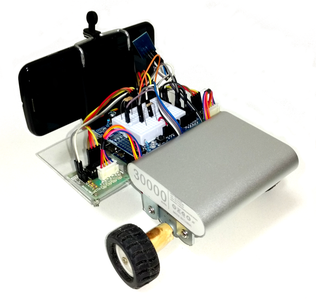 Wi-fi Controlled FPV Rover Robot (with Arduino, ESP8266 and Stepper Motors)