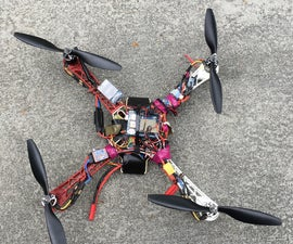 Arduino Drone With GPS