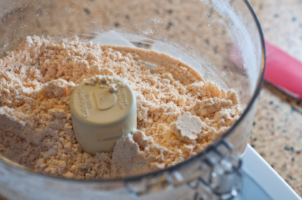 Picture of Mixing the Dough
