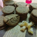 Ruby's Gingersnaps