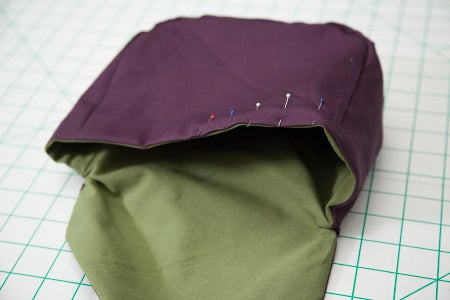 Sew the Shell and Lining
