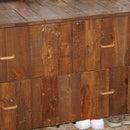 Reclaimed Facade Dresser