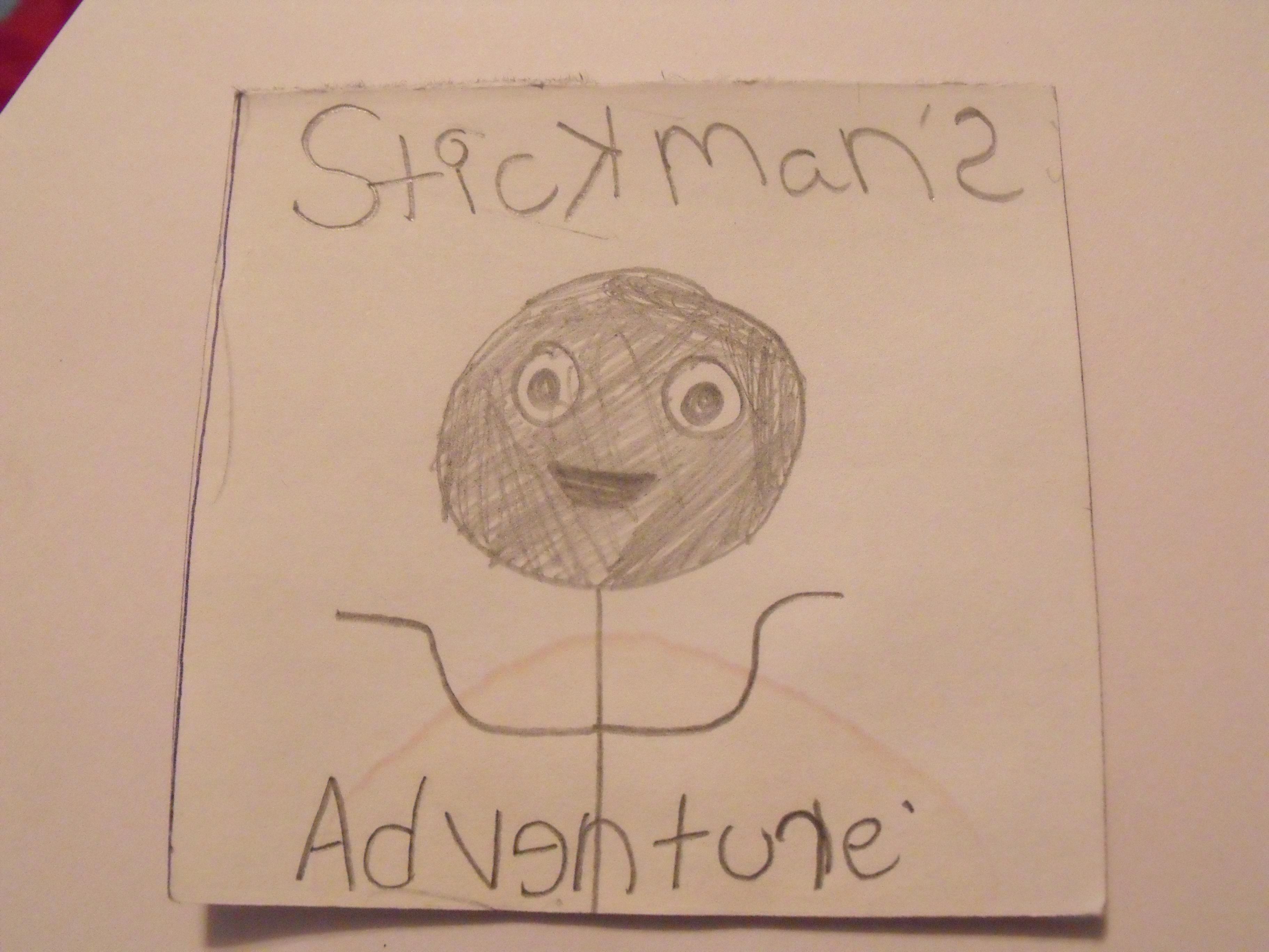 Picture of Stickmans Adventure