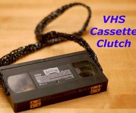 VHS Cassette Clutch!