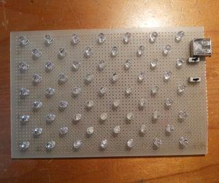 Make a Portable Usb Powered Led Lamp
