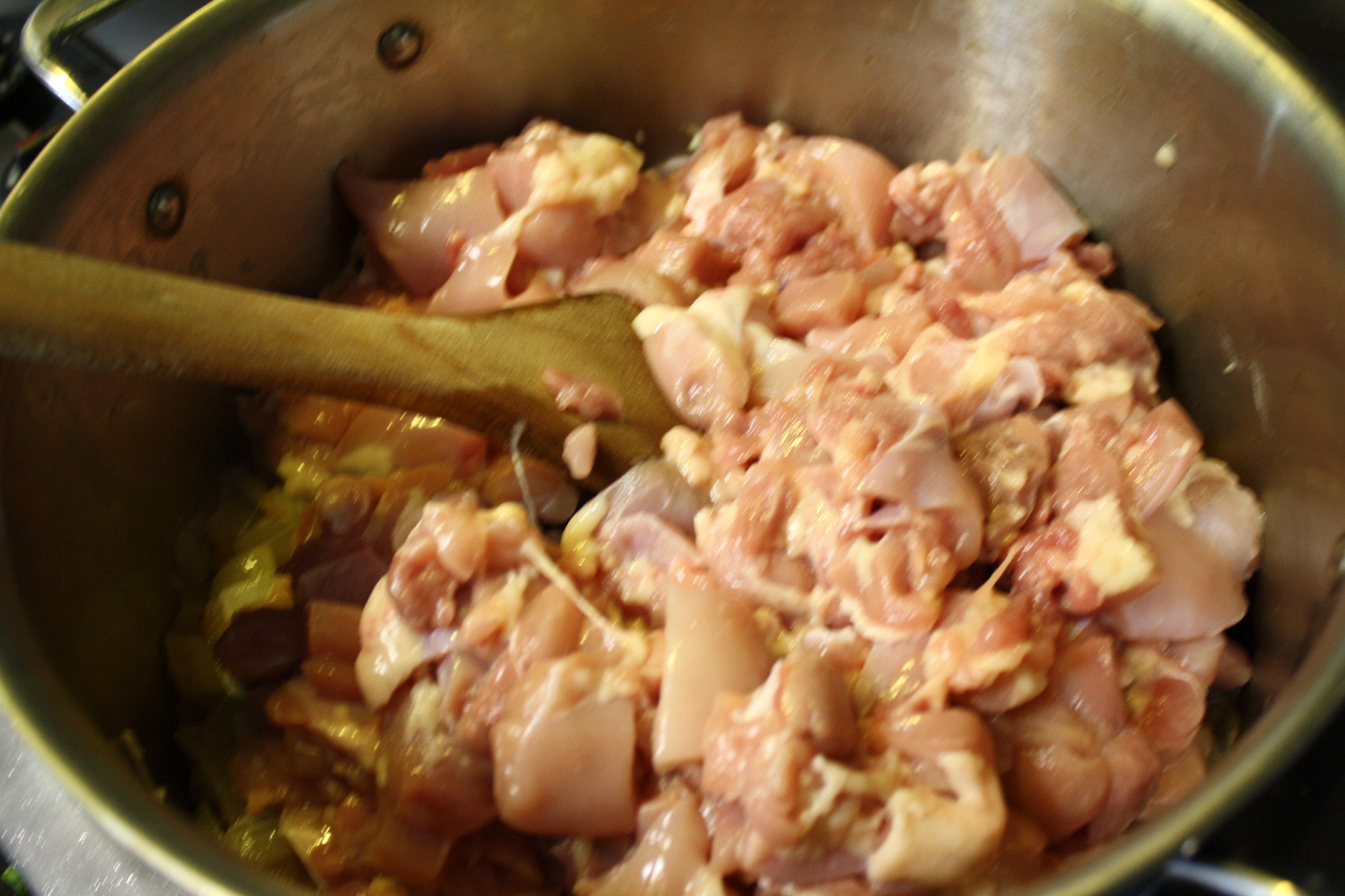 Picture of Saute Chicken