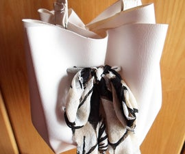 No Sew Handbag