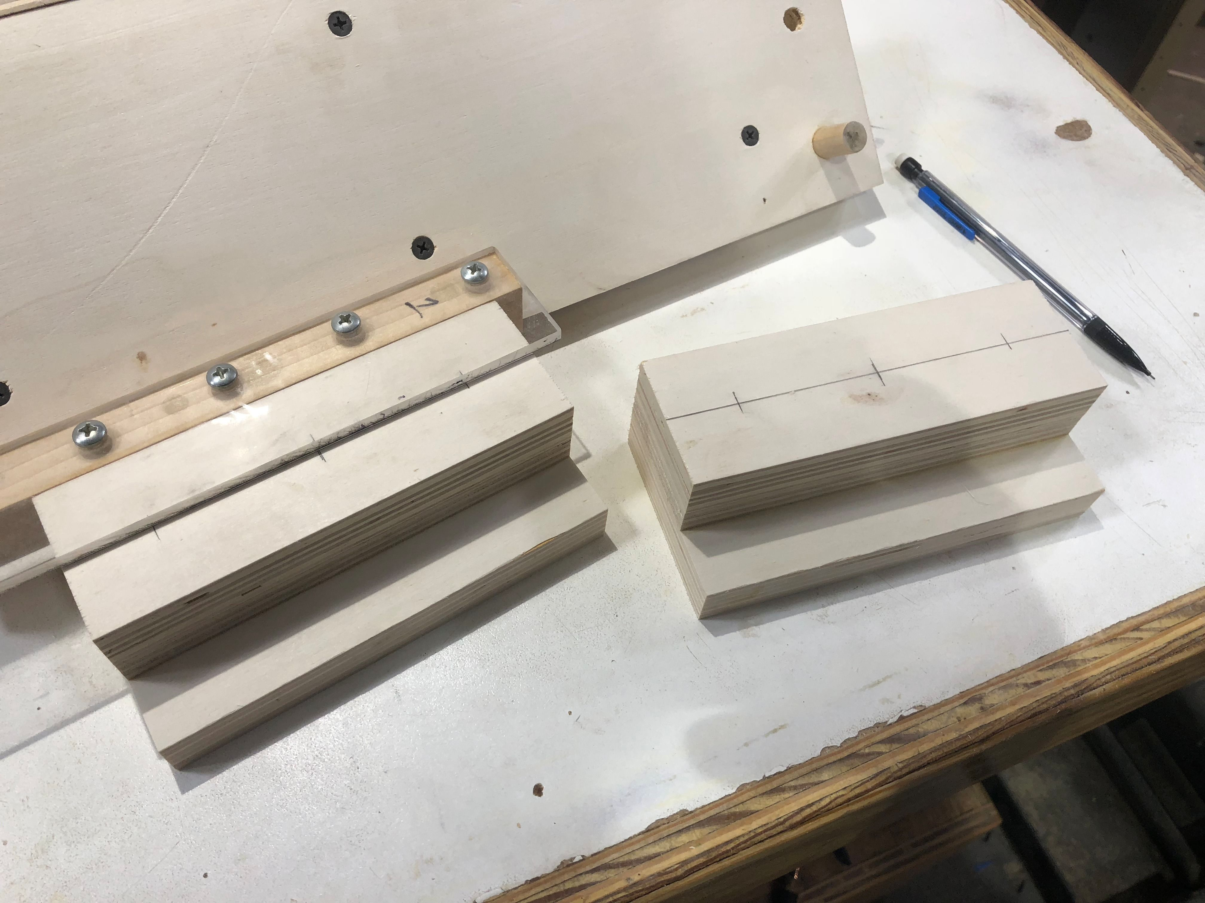Picture of Clamping Blocks