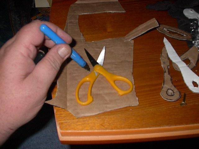 Picture of Make the Scissors