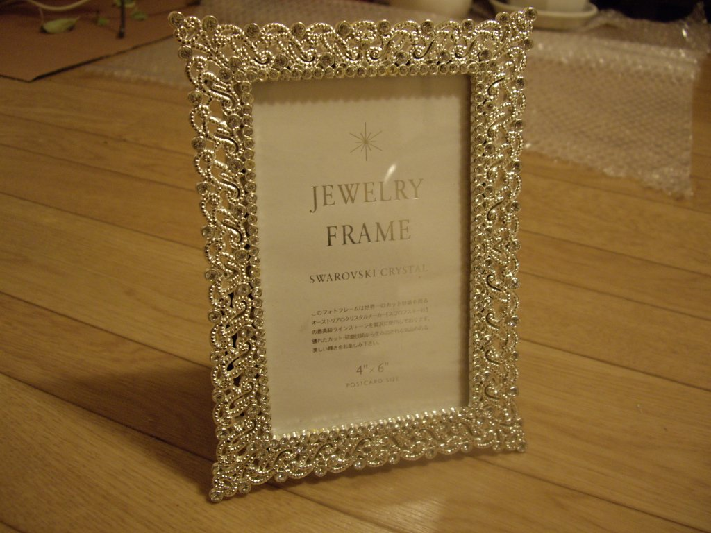 Picture of Insert the Acrylic Into the Frame