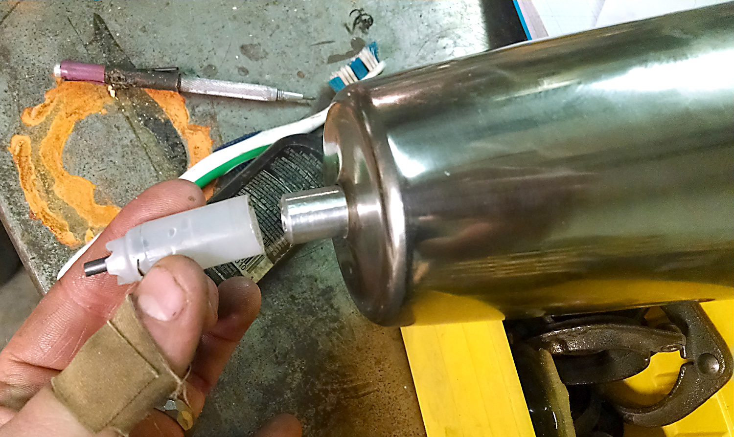 Picture of The Stirring/Cooling Module