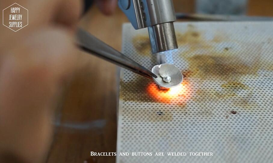 Picture of Welded on a Bracelet