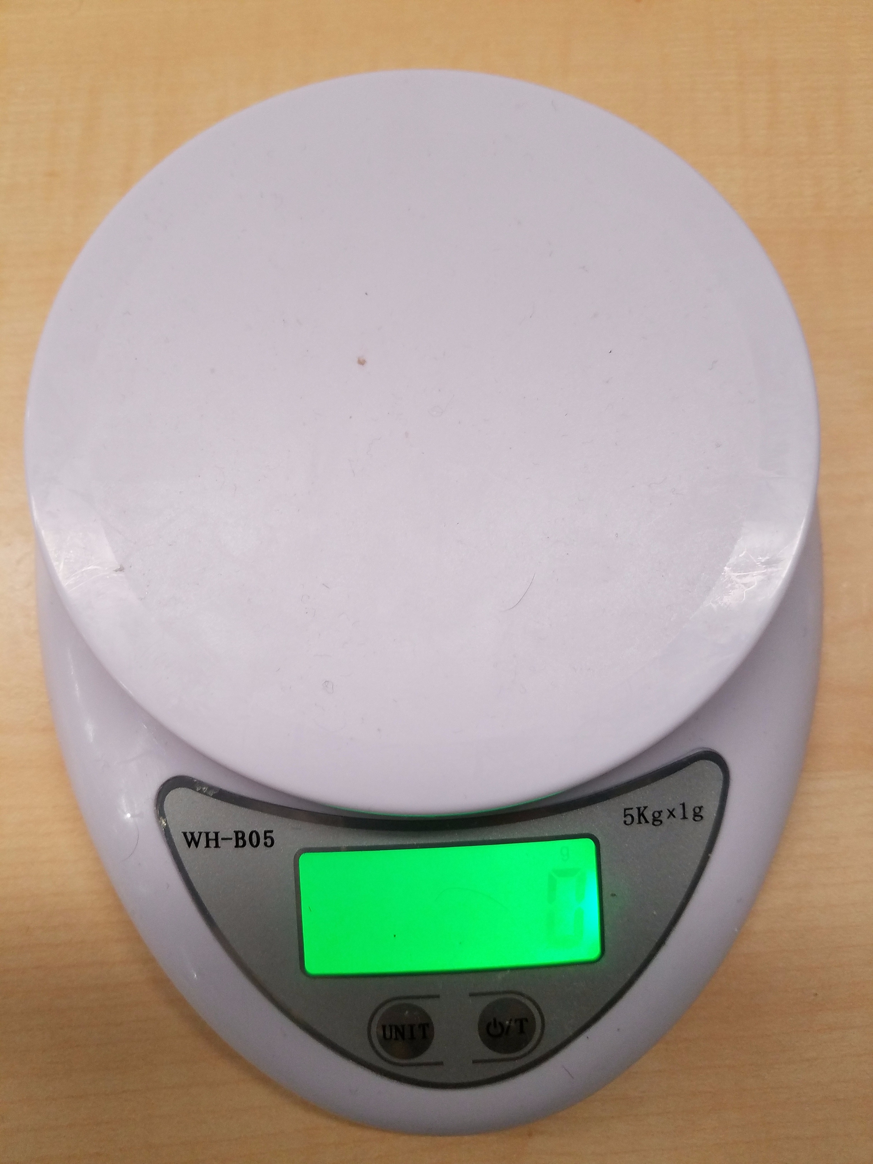 Picture of Digital Scale