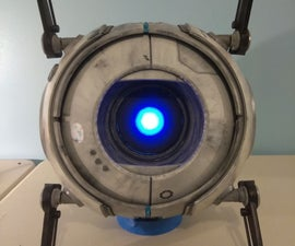 Animatronic Wheatley V2.0
