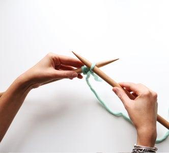 How to Purl a Stitch