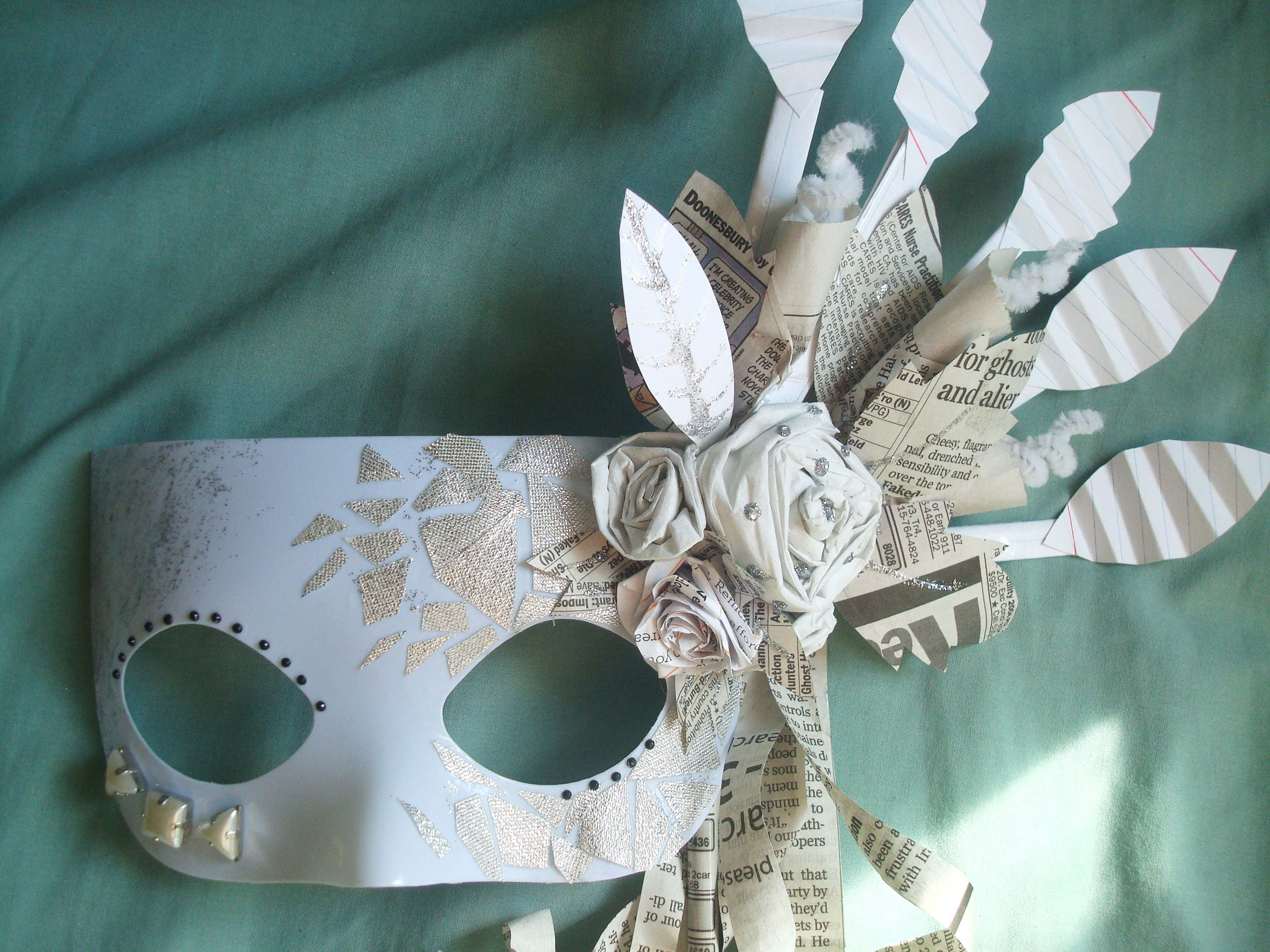 Picture of Low Cost Eco-friendly Mask =]