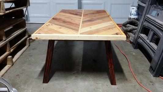 My Pallet Coffee Table
