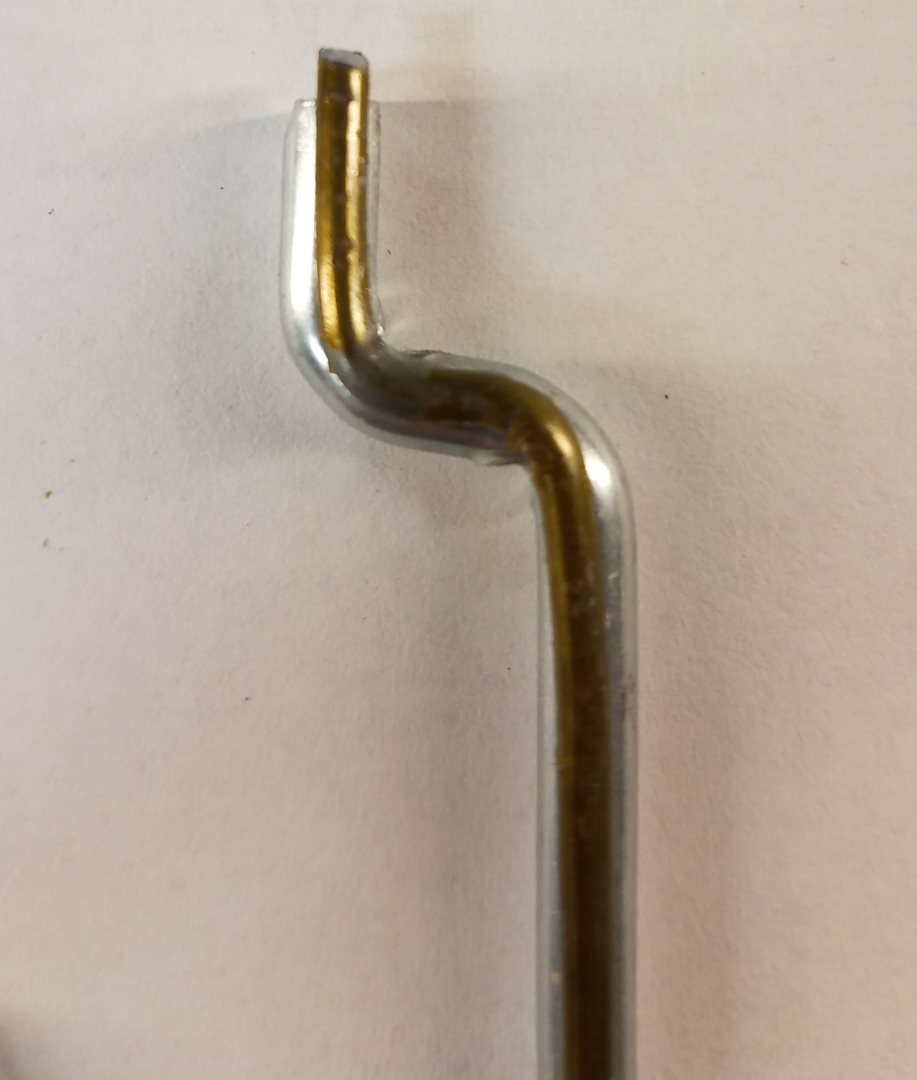 Picture of Make the Bends to Create Your Hook