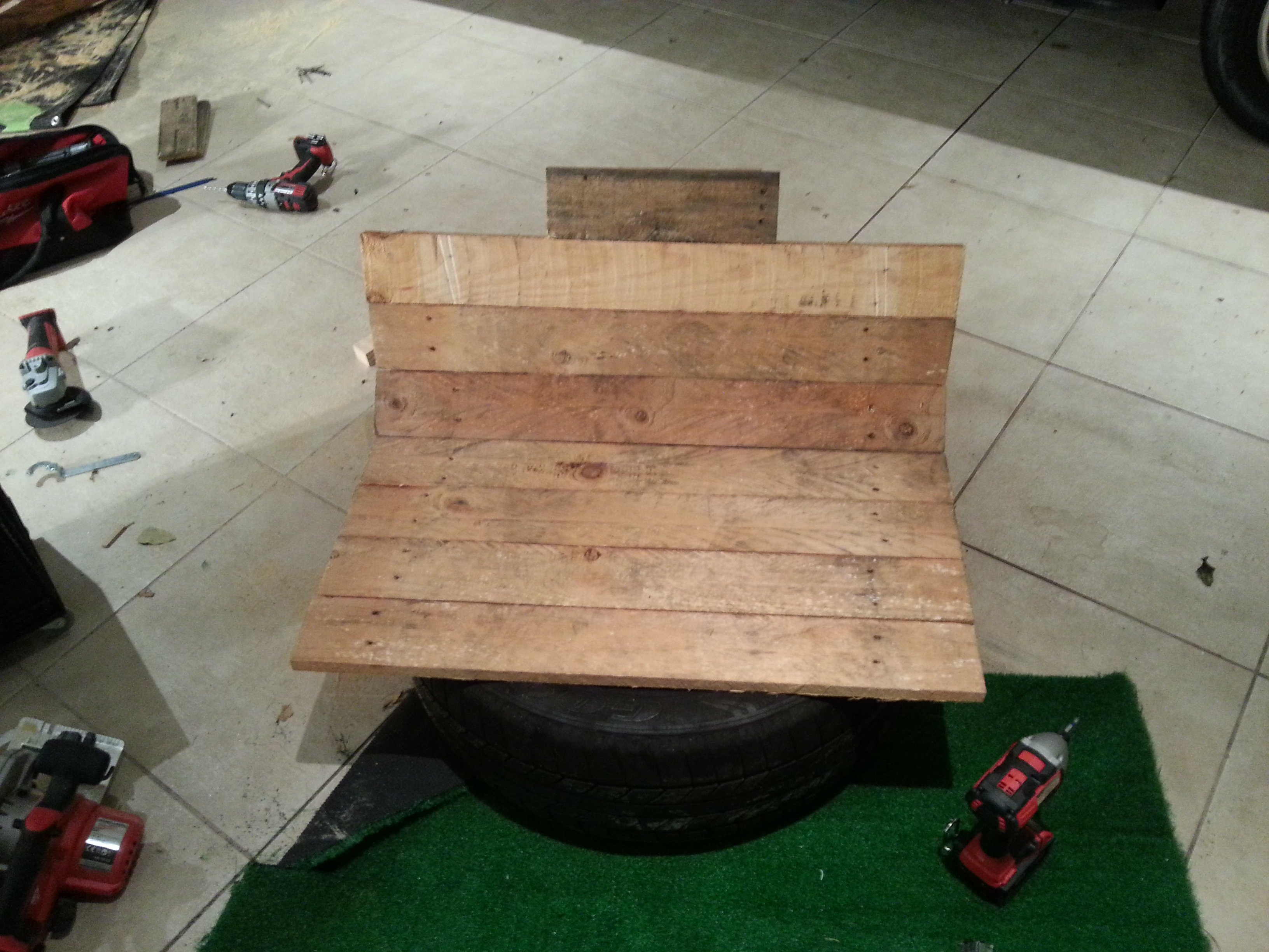 Picture of Pallet Cladding