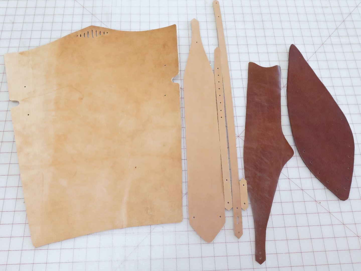Picture of Cut the Leather