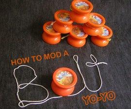 How to Mod a Bolt Yo-Yo